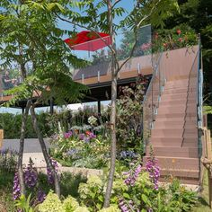 to our RHS show garden in 2017 Unfortunately Tatton and Chelsea flower show are cancelled this year but you can catch highlights and plenty of garden inspiration on the BBC this week. Chelsea Flower Show, Garden Inspiration, Bbc, Highlights, Gardens, Canning, Flowers, Plants, Instagram