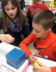 Engineering a successful elementary – North Cedar (IA) Community School District adds K-2 STEM Unites to lab