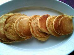 gluten free rice flour pancakes