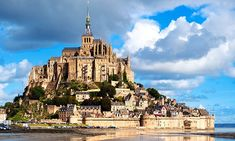 mont-saint-michel  #Military #Cruise #Deals #Europe #Baltic