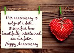 Top Happy Anniversary Cards For Wife