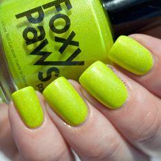 Foxy Paws Nail Polish - Summer Party Collection Lambada