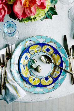 Wish Big, Win Big Giveaway from Anthropologie & BHLDN | Forbury Dinnerware #wedding #registry