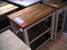Ikeaの集成材キッチンワゴン キッチンワゴン キッチン 作業台 キッチン