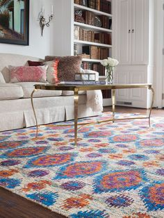 Looking for a rug? Here are some tips to help guide you.  @gilthome @urbanoutfitters #homedecor #tips #home #rugs