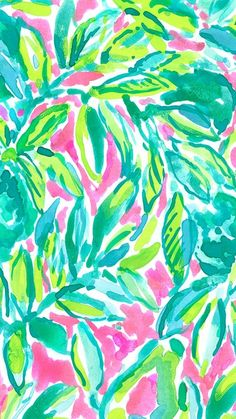 Lilly Pulitzer print: Guac and Roll