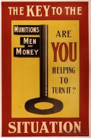 Munitions poster
