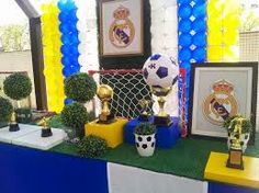 Pin by carla diaz on fiesta thiago pinterest real madrid soccer resultado de imagen para real madrid festa infantil altavistaventures Images