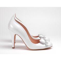 f98ae26d800 Aruna Seth - Josiein Ivory Leather Shoes