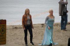 Jennifer and Georgina - 4 * 9 Behind the Scenes 9 october 2014