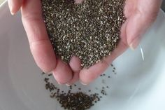 Chia Seeds: The Comeback of the Century! Plus: How to use #chia gel to replace butter in baking. Genius!