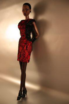 Fashion Royalty Adele   by david.east