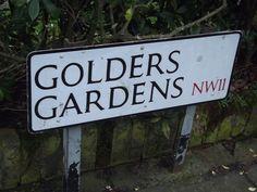 Golders Gardens