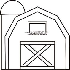 Image result for barn and silo stencils