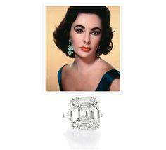 Les bijoux Elizabeth Taylor enchères Christie's 2011 http://www.vogue.fr/joaillerie/a-voir/diaporama/les-ventes-de-bijoux-legendaires-christie-s-sotheby-s-elizabeth-taylor-duchesse-de-windsor/21049/image/1110939#!les-bijoux-elizabeth-taylor-encheres-christie-039-s-2011