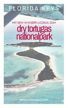 Mit dem Wasserflugzeug zum Dry Tortugas Nationalpark - eins der Highlights eines jeden Trips durch die Florida Keys. Das müsst ihr alles wissen, wenn ihr das auch machen möchtet.