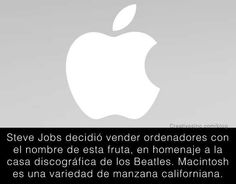 Significado logo Apple