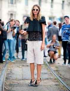 os Achados | Moda | Novas musas de estilo