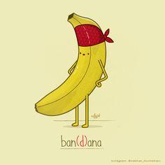ban(d)ana by NaBHaN.deviantart.com on @deviantART