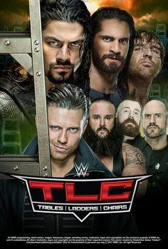 WWE TLC 2017 Poster by edaba7.deviantart.com on @DeviantArt