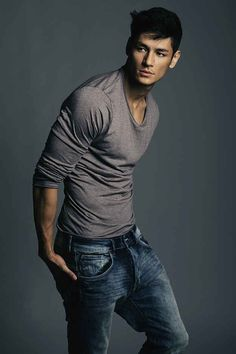 This is him actually making me faint. | Meet Hideo Muraoka, Your New Favorite Male Model #him