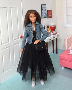 Barbie Life, Barbie And Ken, Ken Doll, Barbie Dolls, That Poppy, Valley Of The Dolls, Diy Bed, Diy Dollhouse, Fashion Dolls
