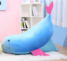 QuWei Bean Bags Chair Adult Fish DIY Comfortable Mini Sofa Indoor/Outdoor Soft Floor CushionLarge *** Continue to the product at the image link. (This is an affiliate link) #cushion