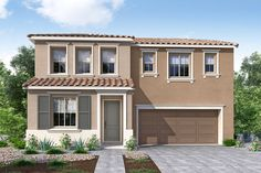 Vantage Plan 1 | New Homes in Canyon Hills priced from the mid $300s