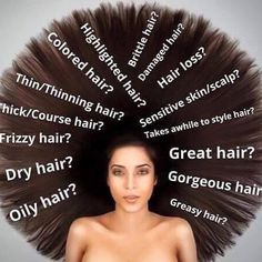 If any of these apply to your hair-you NEED Monat!  I'll show you which products…