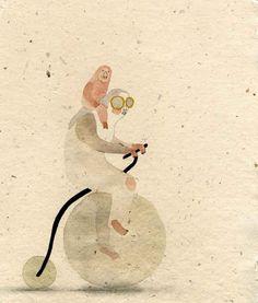 #Illustration calling meets MILENA CAVALLO