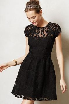 Beautiful lace #anthropologie