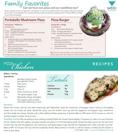 Hey Pizza Lovers! Craving pizza, but trying to eat healthy? Here are 3 delicious lowcarb recipes to try!