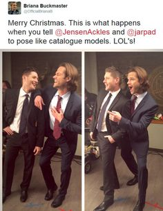Ah my boys