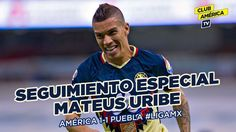 Seguimiento especial a Mateus Uribe Club América Club America, Aztec, Colombia