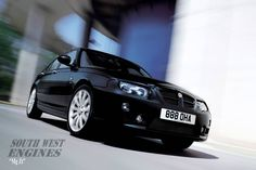 The MG ZT is a MG-branded sportier version of the Rover 75 Used Engines, Fast Times, Ford Explorer, Toyota Camry, Ford Ranger, Honda Civic, Classic Cars, Sporty, Vintage Classic Cars