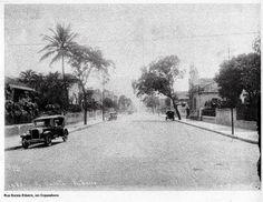 Rua Barata Ribeiro. 1928. Foto de Augusto Malta