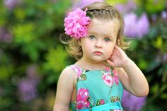ideas for flowers girl hairstyles toddler - Hair - Baby Hair Flower Girl Hairstyles, Wedding Hairstyles For Long Hair, Little Girl Hairstyles, Trendy Hairstyles, Toddler Hairstyles, Short Hair, Toddler Flower Girls, Toddler Girl Style, Hair Styles 2016