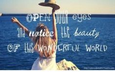 Quotes About Beauty World