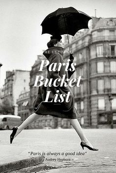Paris Bucket List | WORLD OF WANDERLUST | Bloglovin'