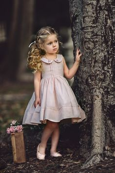 Suoer cute baby girl in her lovely dress , Fashion Kids, Little Girl Fashion, Toddler Fashion, Flower Girls, Flower Girl Dresses, Little Girl Dresses, Girls Dresses, Pageant Dresses, Adorable Petite Fille