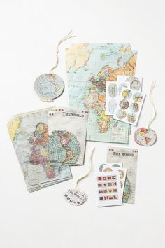 Petite Parcel Set - Anthropologie.com