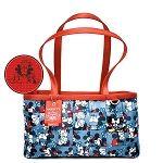 Disney Harveys Bag - Large Satchel - Mickey Loves Minnie