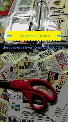 Wondering about #how #couponing works? This is your pin! Learn about the #basic to #coupon #savings!!