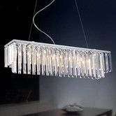 Found it at Wayfair - Modern 8 Light Crystal Chandelier