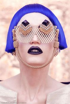 Eclectic eyewear | The House of Beccaria
