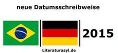 Neue offizielle Datumsschreibweise in Deutschland ;)