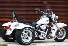 Amy's Trike Conversion (Softail)