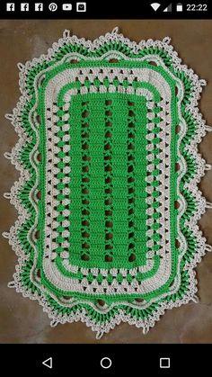 Crochet Tshirt - How to Hook Rugs. Crochet Dishcloths, Crochet Slippers, Chrochet, Crochet Doily Patterns, Crochet Doilies, Crochet Carpet, Crochet Fall, Crochet Projects, Diy And Crafts