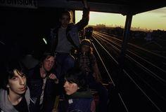 Bruce Davidson, Subway, 1980 © Bruce Davidson/Magnum Photos