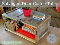 Coffee Table Door